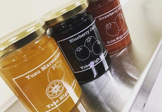 矢部高校食農科学科とニューコ・ワン株式会社が共同で商品開発したジャム 『MIERU JAM(ミエルジャム)』をTSUTAYAで発売いたします
